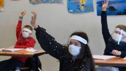 corona in pakistani schools
