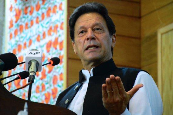 عمران خان کے شانہ بشانہ