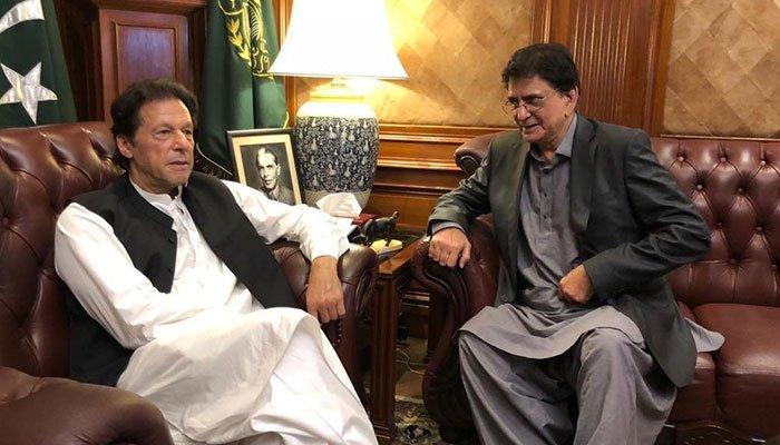 Who is Sahibzada Jahangir of PTI in London
