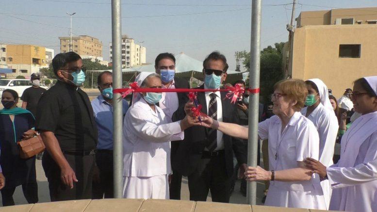 Who is Berchman Sisters in Karachi