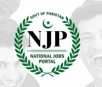 njp.gov.pk National Job Portal Online App