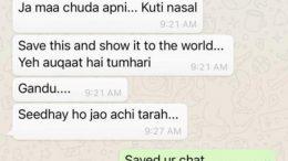Asad Khattak Versus Veena Malik Fight Turns Bitter