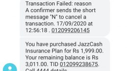 Jazz Deducted My Balance Even with Net Package