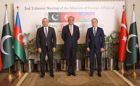 Pak Turk AzerBaijan Friendship