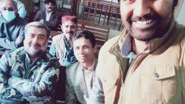Story Behind Selfie in Pakistani Court