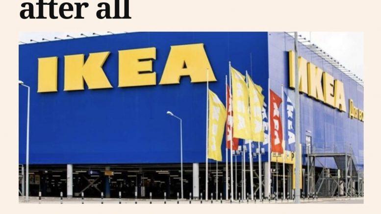 Is IKEA coming to Pakistan