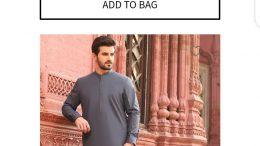 Tariq Jameel Online Clothing Store MTJ
