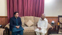 Syed Ali Nawaz Decides to Vote For Yousaf Raza Gilani