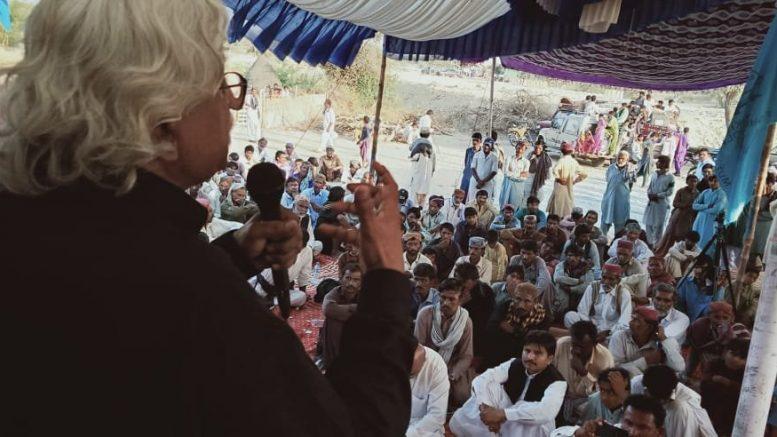 Thari Resistance to Coal Companies