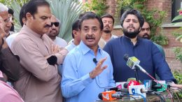 Federal govt giving ample funds for uplift of Sindh: Haleem Adil