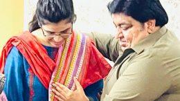 Manisha becomes the first Hindu DSP of Pakistan