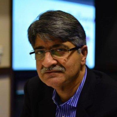 Interview with Tweep Aamer Iqbal @DrAamer