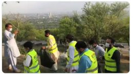 cleanliness volunteer islamabad