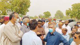60 Percent Water Shortage in Kotri Barrage - Suhail Anwar Siyal