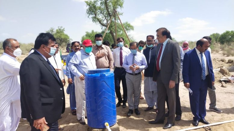 Sindh govt to formulate biosaline agriculture plan