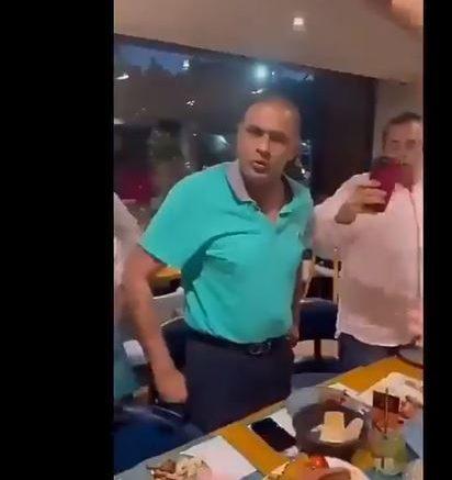 Abid Sher Ali Fight Viral Video in London