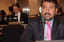 Palh appointed as focal person on human rights