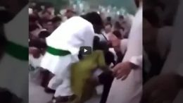 Video of Ayesha in Minar e Pakistan Lahore Incident