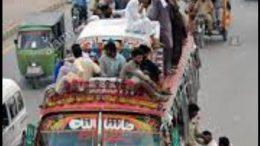 اسلام آباد میں پبلک ٹرانسپورٹ کی شدید قلت