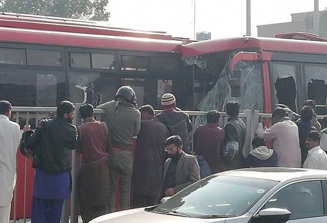 راولپنڈی میں میٹرو بس انڈر پاس میں خاتون سے زیادتی